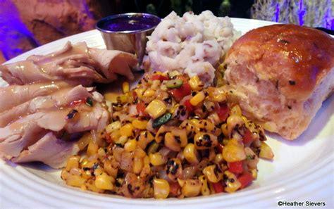 cuisine disney carthay circle restaurant the disney food