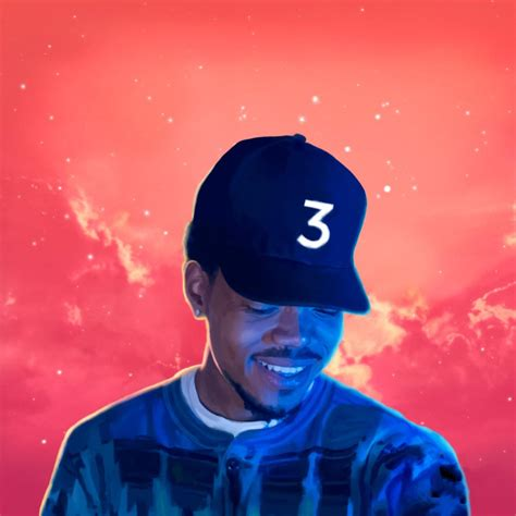 coloring book chance the rapper on tidal how chance the rapper revolutionized with a