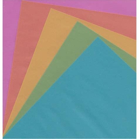 Origami Paper In Bulk - origami paper tracing pearl sheen 150 mm 10 sheets bulk