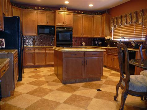 Small Kitchen Flooring Ideas Kitchen Wonderful Kitchen Floor Tile Design Ideas