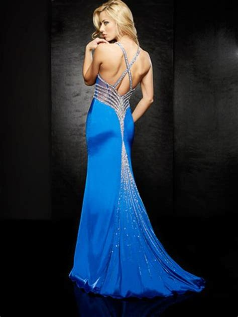 design homecoming dress sexy blue prom party gowns elegant prom dresses 2012