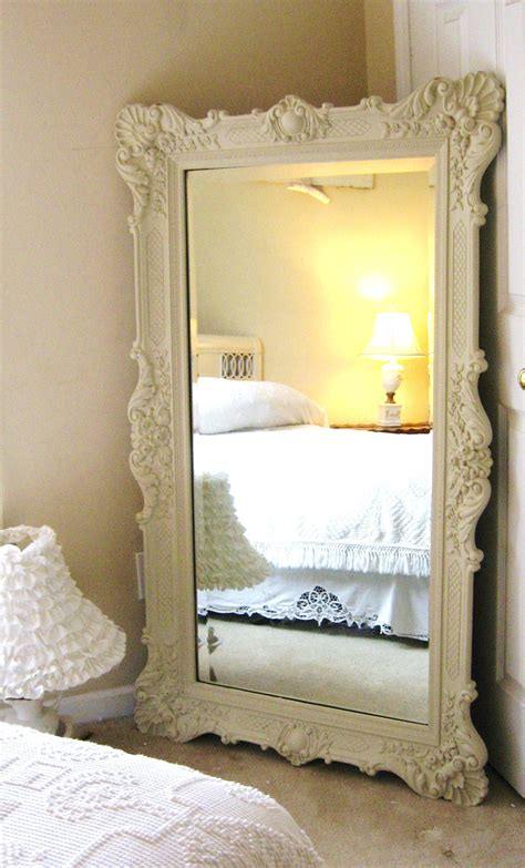 Bedroom Mirror Vintage Oversized Mirror Pinpoint