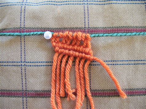 Different Types Of Macrame Knots - macrame knots