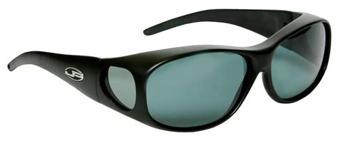 Blind Dark Glasses Maxiaids Element Matte Black Fit Over Sunglasses