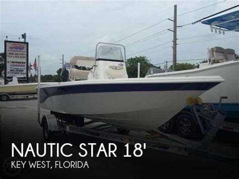 boats for sale west florida canceled nautic star 1810 bay boat in key west fl 117409