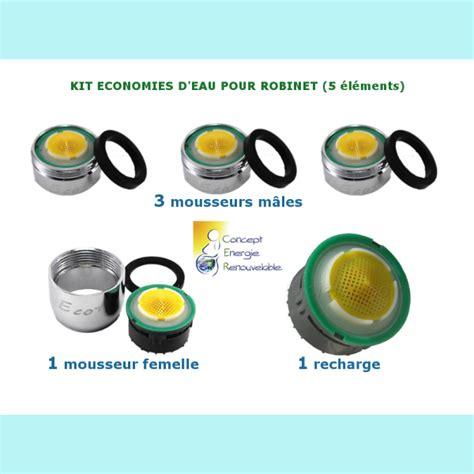 Mousseur Aerateur Robinet by Lot De 5 Mousseurs 201 Conomiseurs D Eau De Robinet