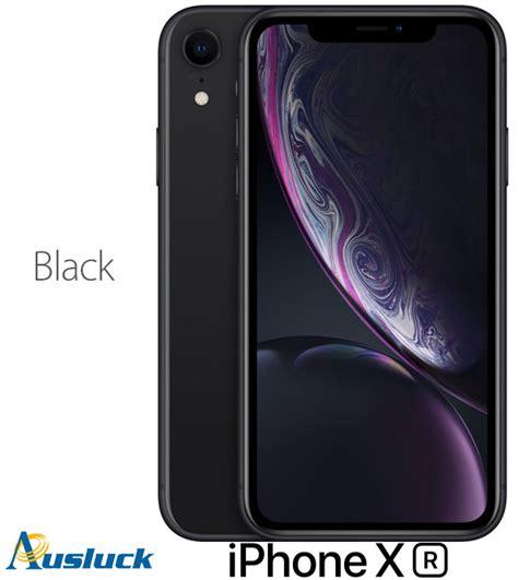 apple iphone xr 64gb black unlocked brand new mry42x a quot ausluck quot