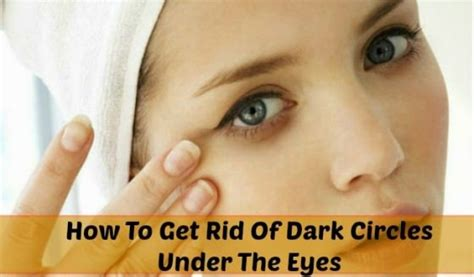 Get Rid Of Eye Circles Right In The Comfort Of Your Own Home by How To Clean Your And Eliminate Circles