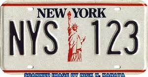 new york car license plate license for new york state free backuproot