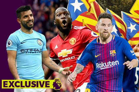 barcelona join premier league catalonia spain referendum independence could mean fc