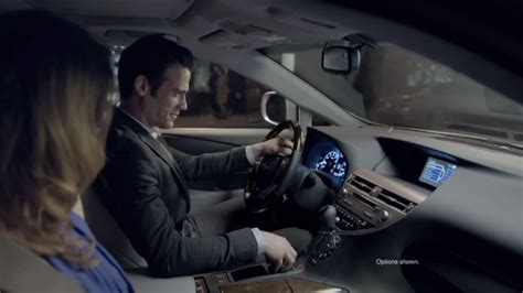 lexus rx commercial actress extra benefits lexus rx is beating routine in new ad autoevolution