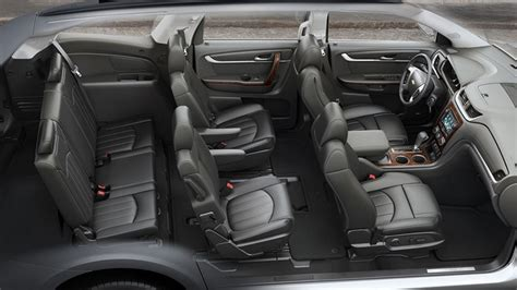 Chevy Interior by 2018 Chevrolet Traverse Redesign Changes Release Date