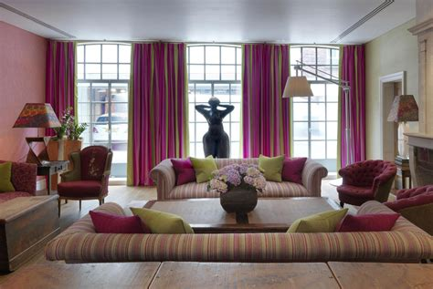 Trendy Soho Hotel London Interiors Idesignarch