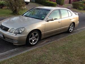 Lexus Gs300 2001 2001 Lexus Gs300 Jzs160r Car Sales Qld Brisbane