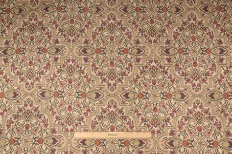 Robert Allen Upholstery Fabrics by Robert Allen Nardozi Chenille Tapestry Upholstery Fabric In Raffia