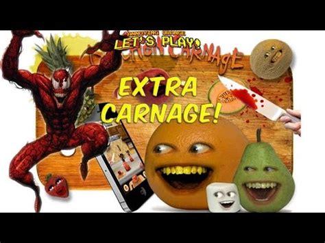 Kitchen Carnage by Annoying Orange Let S Play Kitchen Carnage