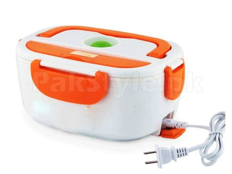 Electric Lunch Box 1 electric lunch box price in pakistan m008751 check prices specs reviews