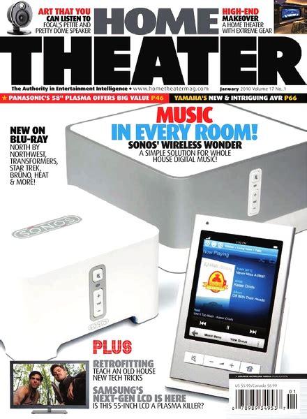 home theater january 2010 pdf magazine