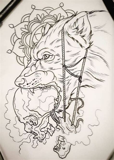 tattoo animal drawings 25 cool wolf tattoo design ideas suitable for you who