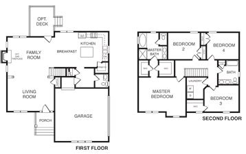 Trendmaker Homes Floor Plans by Ranch Home Designs And Floor Plans In Va Popular House