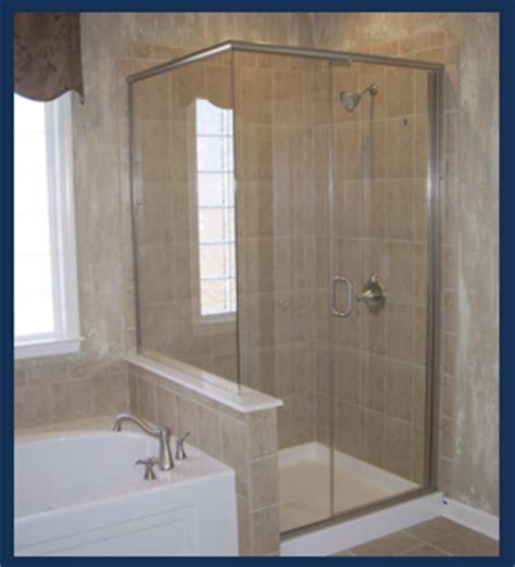 Semi Frameless Glass Shower Doors Semi Frameless Shower Door Enclosure