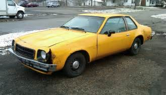 curbside classic 1979 chevrolet monza coupe ii or