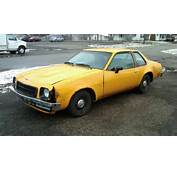 Monza Coupe Vega Ii Or Mustang 1978 Chevy Pro Street Drag Car