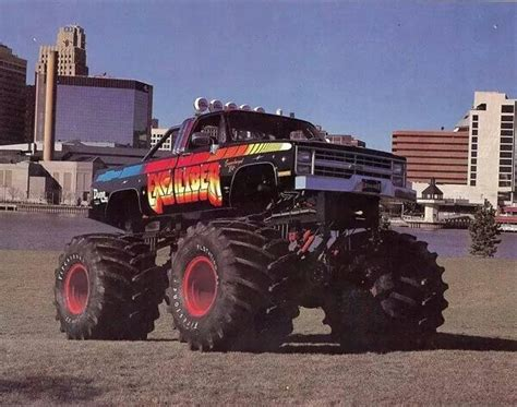 monster truck show detroit 51 best images about 80s monster trucks on pinterest