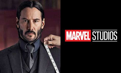 kevin feige confirms talks  keanu reeves  possibly