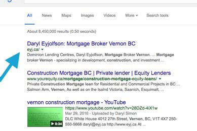white house mortgages vernon connection incorporated seo agency in guelph ontario