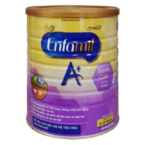 Enfamil Gentle Care sua vn sản phẩm sữa bột enfa