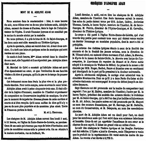 libro ecrire la parole nuit minuit chr 233 tiens une partition d adolphe adam