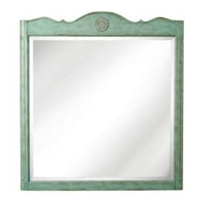 home depot mirrors bathroom home decorators collection keys 33 in w x 36 in h bath