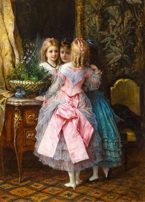 genre paintings depict scenes  everyday life hative