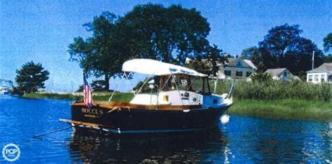 downeast boats for sale in ct 1979 used sisu 22 downeast fishing boat for sale 53 900