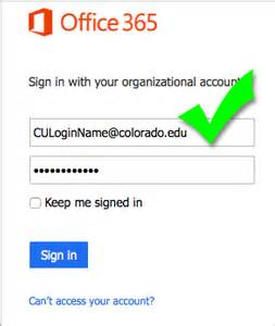 Office 365 Webmail Login Microsoft Office 365 Office Of Information Technology