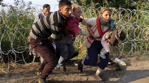 imagenes impactantes refugiados refugiados por qu 233 llegan ahora m 225 s que nunca