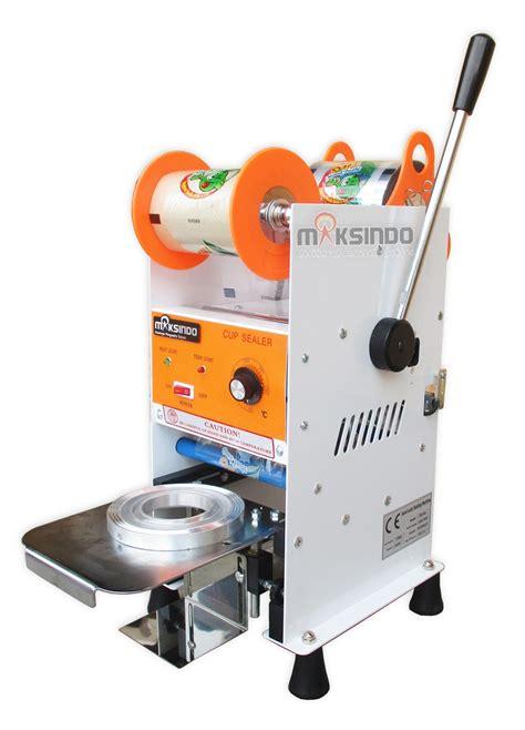 Jual Mesin Sealer Plastik Otomatis by Jual Mesin Cup Sealer Semi Otomatis Di Semarang Toko