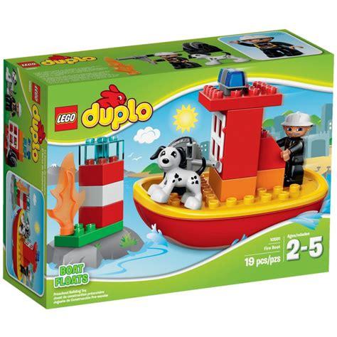 lego boat duplo lego 10591 fire boat lego 174 sets duplo mojeklocki24