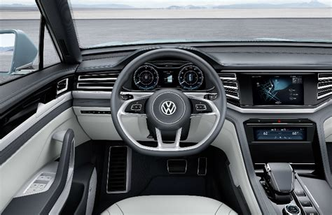 volkswagen phideon interior 2017 vw cross coupe gte release date and features
