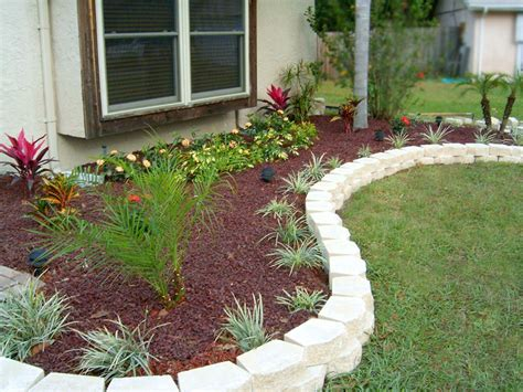 cheap flower bed ideas fantastic flower bed ideas