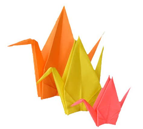 Origami Swan Symbolism - the chronicles of and peace symbols