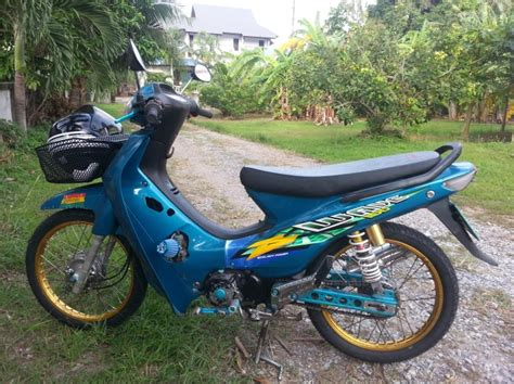 Sticker Honda Wave 100 Thailand by Honda Wave 100 Modified Fast 0 149cc Motorcycles For