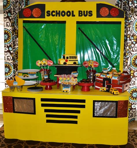 themed party bus 1000 images about school bus on pinterest