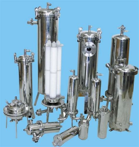 Housing Cartridge Filter china cartridge filter housing for water treatment china