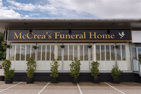 mccrea s funeral directors and funeral services