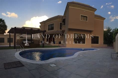 flats to rent in dubai 1 bedroom lod 561189 five bedroom six bathroom villa to rent in