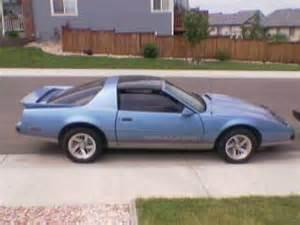 Pontiac 350 For Sale 1989 Pontiac Firebird Formula 350 For Sale