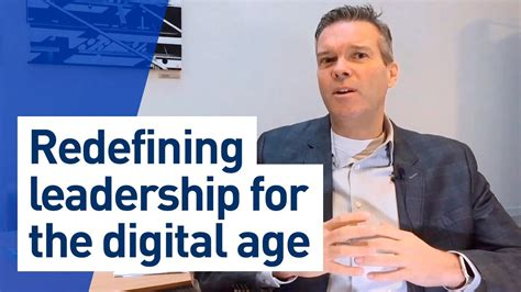 Imd Mba Average Age by Redefining Leadership For The Digital Age