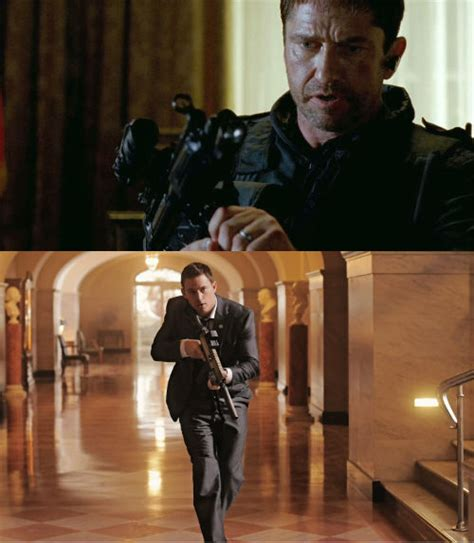 white house down vs olympus has fallen white house vs olympus has fallen 28 images white house vs la chute de la maison